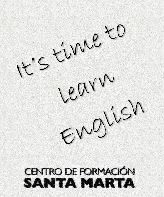 Es hora de aprender ingles